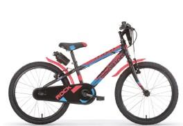 Bici bambino Rocstar nero/rosso MBM
