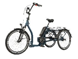 """Triciclo elettrico Palermo 24"""" 7V Nexus 250W Bafang Pfau-Tec"""