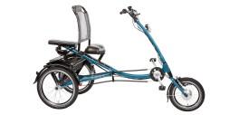 Triciclo elettrico Scootertrike 16/20 7V Nexus Ansmann