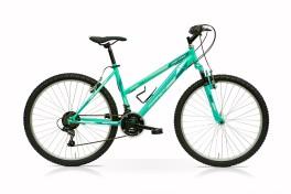 Mountain Bike Ammortizzata Donna Suprema Speedcross Verde Acqua (Tiffany)