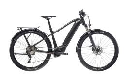 e-bike front suspention accessoriata t-tronik sport bianchi,