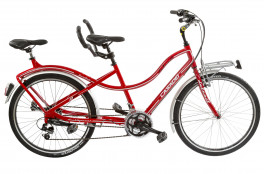 Tandem 26 '' 21V Aluminum Cicli Casadei