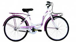 Bici Ragazza Taylor CM2D24206 24'' 6V Acciaio Coppi
