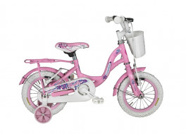 bicicletta Bambina Taylor rosa