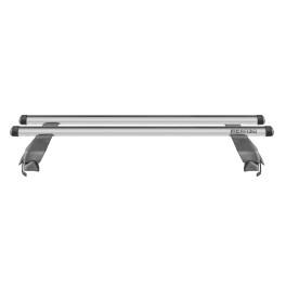 Barre Alluminio Tema per auto senza railings Menabò