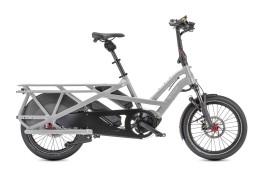 Bici Elettrica Cargo Bike compattabile GSD R14 Tern