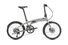 Bicicletta pieghevole Verge D9 Tern Silver