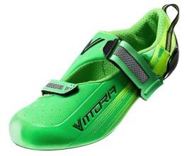 Scarpe bici Triathlon Tri Pro Vittoria verde