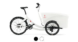 Cargobike Boxter Triobike Nero