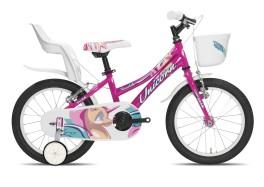 """Unicorn 1S 16"""" Girls' Bike - Steel - Tecnobike"""
