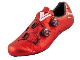 Scarpe ciclismo Velar Road Carbon Vittoria Rossa