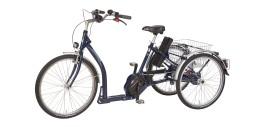 """Verona Bafang 7S 24""""/26"""" 250W Electric Tricycle - Pfau Tec Pfau Tec"""