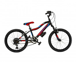 """Bici Ragazzo Vortex VX 20"""" 6V forcella ammortizzata"""