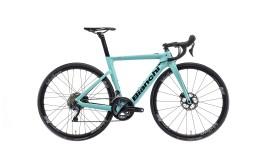 Bici Corsa Elettrica Aria E-Road 28'' 22V Bianchi
