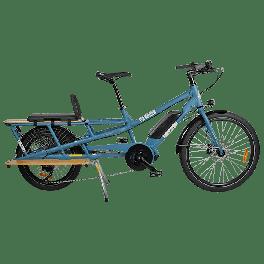 Cargo bike elettrica Spicy Curry Yuba