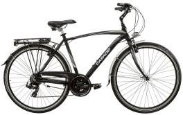 Bici trekking Front Uomo Zefiro ZFR21V 28'' Alluminio 21V Cicli Casadei