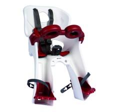 Seggiolino anteriore bicicletta Freccia Bellelli Bianco
