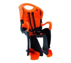 Seggiolino bici Bellelli Tiger Relax arancione