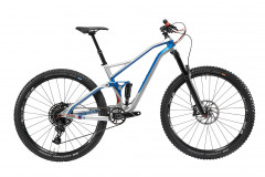 """Mtb full suspended Man Finale R 29 """"Carbon 12S Lombardo"""