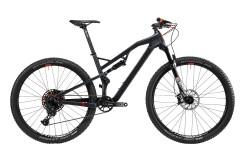 """Full suspension - man -  Nalles R 29"""" Carbon 12S Titanium / Black"""