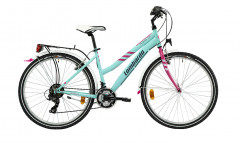 "Trekking bike woman Panarea City 100 26"" Alloy 21S Lombardo"