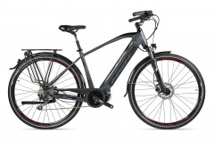 "Positive Man 8S 28"" Shimano Electric Bike - Tecnobike"