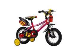 Bicycle Boy 12'' Monopoli Lombardo - Red