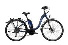 "Trekking Electric Bike Ravenna Woman 28"" - 7S - Bosch Lombardo"
