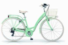 City Bike donna primavera 26'' 6v mbm verde