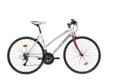 """Bici Donna Strada Ventimiglia 28"""" Alluminio 24V Lombardo"""