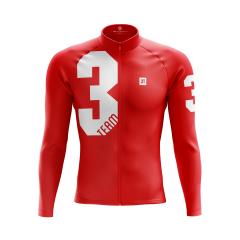 Maglia ciclismo manica lunga 3T Pella