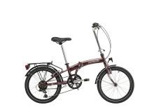 Bici pieghevole Folding 20'' Cicli Casadei