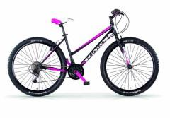 Mountain Bike 20'' District MBM nero/fucsia