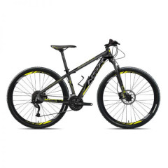 Bici Hardtail Uomo X-Pro 29'' 27V Alluminio NSR Antr./Lime