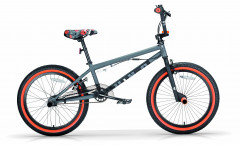 """Uno 1S 20"""" Young Men's BMX Freestyle - Steel - MBM"""