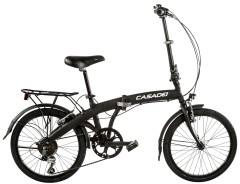 Bici Elettrica Pieghevole E-Fold 20'' Alluminio 6V Cicli Casadei