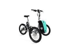 Triciclo Adulti elettrico AdventureTrike 2.0 Etnnic