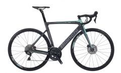 Bici Corsa Aria Aero Ultegra 11V celeste