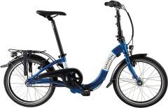 "Folding Bike Ciao i3 Uni 20 ""7V Aluminum Dahon"