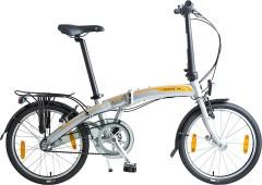 Folding Bike Curve i3  - Dahon - Silver