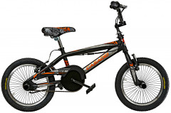 """BMX16S 1S 16"""" Young Men's BMX/Freestyle - Steel - Cicli Casadei"""