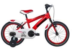 Bici Bambino Boy 16 rosso