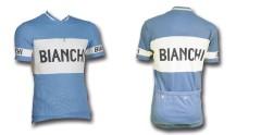 Maglia ciclismo M/C Classica Bianchi