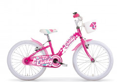 Candy MBM 20'' bici bambina