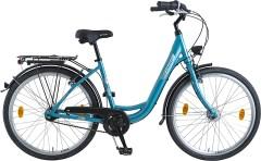 Bici Trekking donna Cityrad BBF