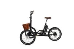 Triciclo Adulti Elettrico City Trike 2.0 Etnnic