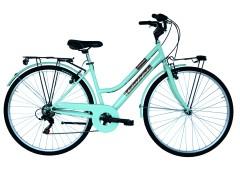Bici Retro Sorrento CMD28206CV  Coppi Verde