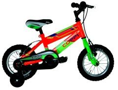 Bikes Bimbo Argo 12 Argento/Verde