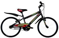 """Argo CMU20000 20"""" 1V Acciaio Nero/Rosso"""