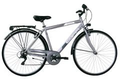 Bici Sport CMU28206C.DF 28'' 6V Acciaio Coppi Argento